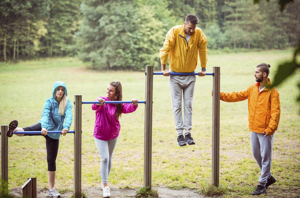 Un fitness gratuit pour tous les Bernayens