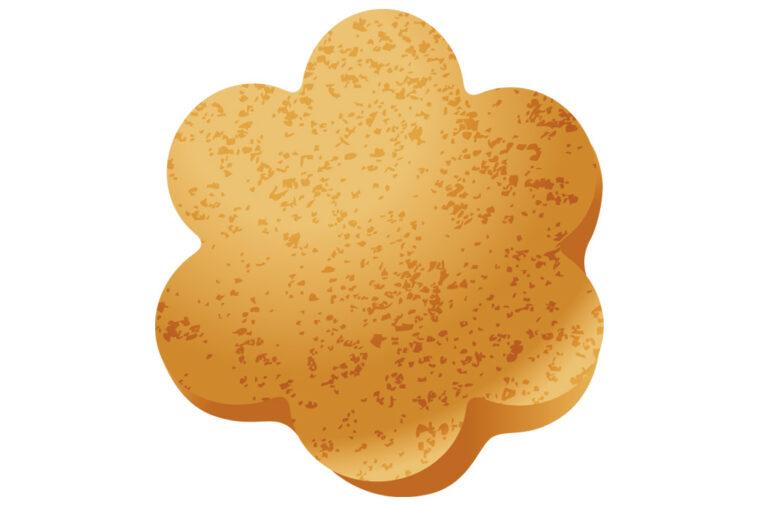 Biscuits sablés au beurre