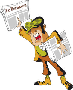 Le Bernayen information Normandie Bernay