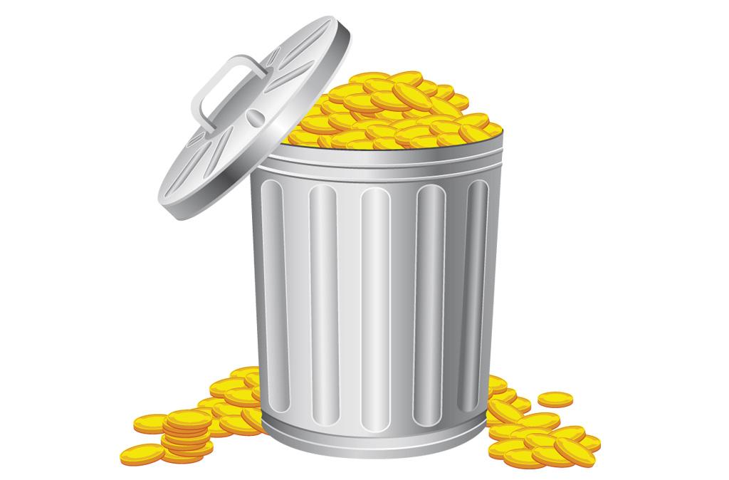 Taxe poubelle impôt Bernay intercom