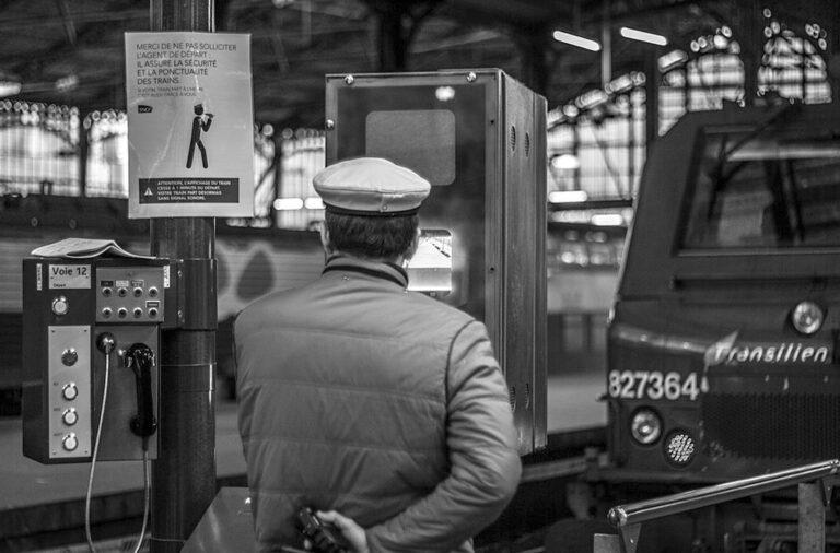 La gare Saint-Lazare n'épargne pas l'étourdi